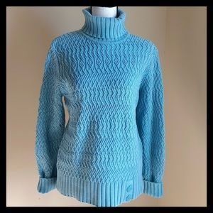 LOFT | Light Blue Sweater | Size Large